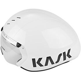 Kask Bambino Pro Helm inkl. Visier weiß